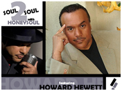 Howard Hewett interview on HoneySoul.com
